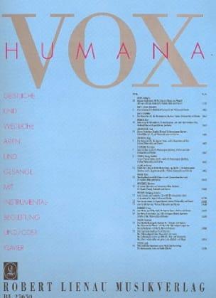 Ave Verum Kv 618 Voix Haute - MOZART - Partition - laflutedepan.com