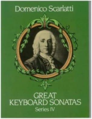 Great Keyboard Sonatas Volume 4 - SCARLATTI - laflutedepan.com