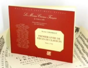 1er Livre de Pièces de Clavecin - laflutedepan.com