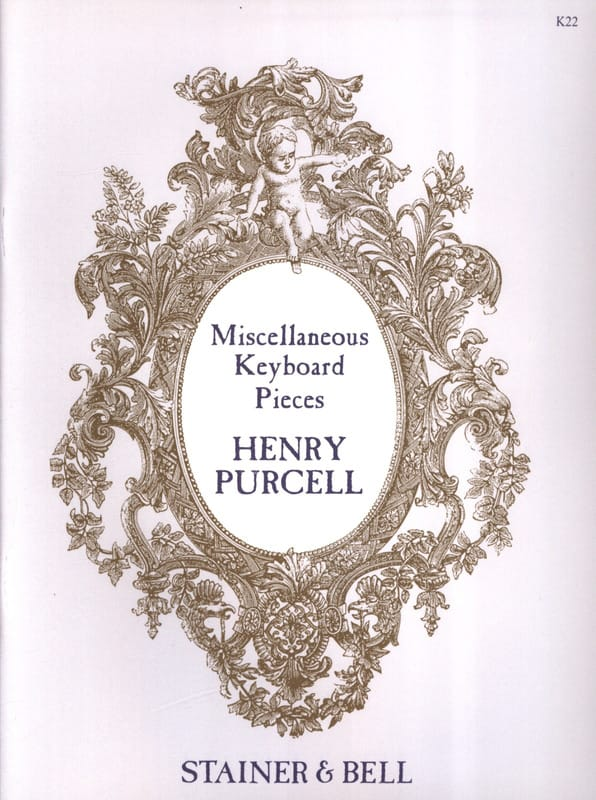 Henry Purcell - Miscellaneous Keyboard Pieces - Partition - di-arezzo.fr