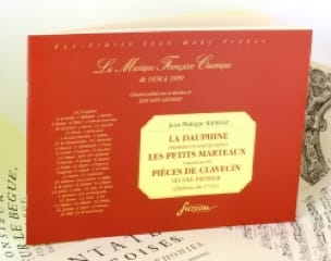 Jean-Philippe Rameau - 1st Book Of Harpsichord And Other Parts - Partition - di-arezzo.co.uk