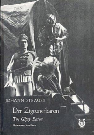 Der Zigeunerbaron - Johann fils Strauss - Partition - laflutedepan.com