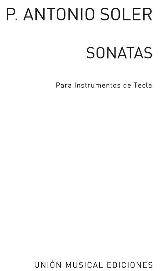 Antonio Soler - Sonaten. Band 3 - Partition - di-arezzo.de
