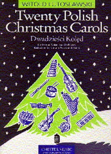 Witold Lutoslawski - 20 Polish Christmas Carols - Partition - di-arezzo.com