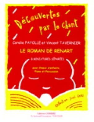 Renart Teinturier - Coralie Fayolle - Partition - laflutedepan.com