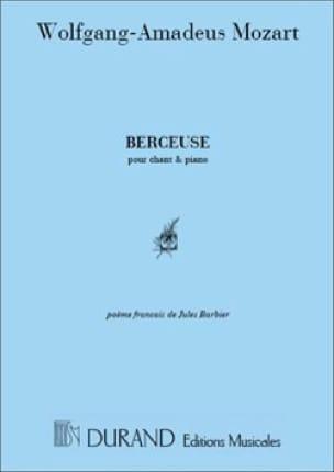 Berceuse. en français - MOZART - Partition - laflutedepan.com