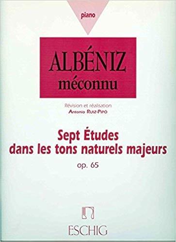 7 Etudes Dans les Tons Naturels Majeurs Op. 65 - laflutedepan.com