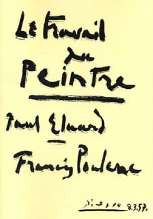 Francis Poulenc - El trabajo del pintor - Partition - di-arezzo.es