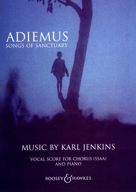 Karl Jenkins - Adiemus. Songs Of Sanctuary - Partition - di-arezzo.co.uk