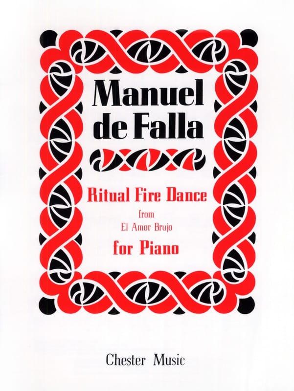DE FALLA - Danza Ritual de Fuego - Partition - di-arezzo.es