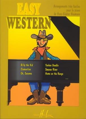 Easy Western - Partition - Piano - laflutedepan.com