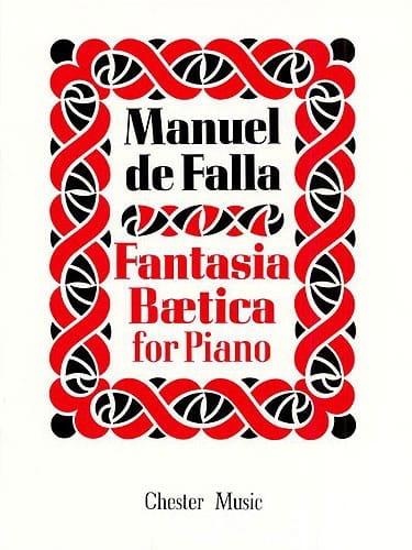 DE FALLA - Fantasia Beatica - Partition - di-arezzo.es