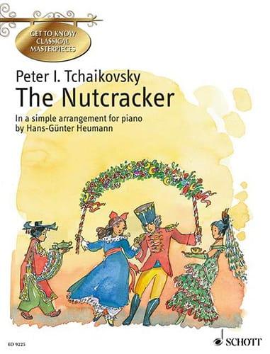 The Nutcracker Opus 71 - TCHAIKOVSKY - Partition - laflutedepan.com