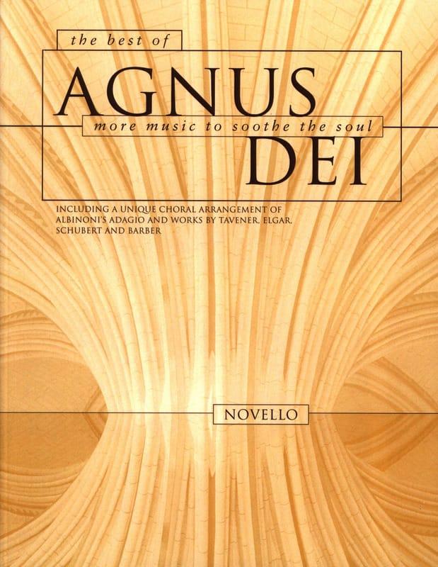 The best of Agnus Dei - Partition - Chœur - laflutedepan.com