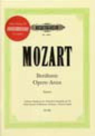 6 Berühmte Opern-Arien Soprano D'accompagnement - laflutedepan.com