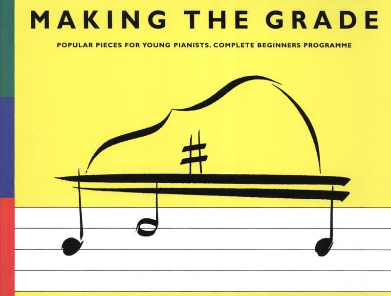 Making The Grade - Partition - Piano - laflutedepan.com