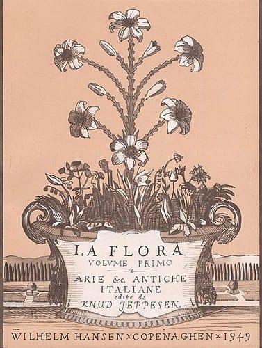 La Flora Volume 1. - Partition - Mélodies - laflutedepan.com