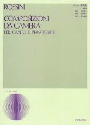 Gioachino Rossini - 15 Composizioni Da Camera - Partition - di-arezzo.es