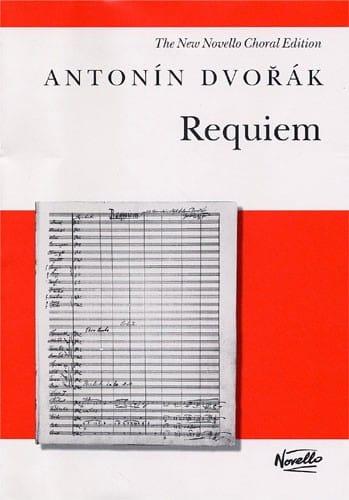 DVORAK - Requiem - Opus 89 - Partition - di-arezzo.es