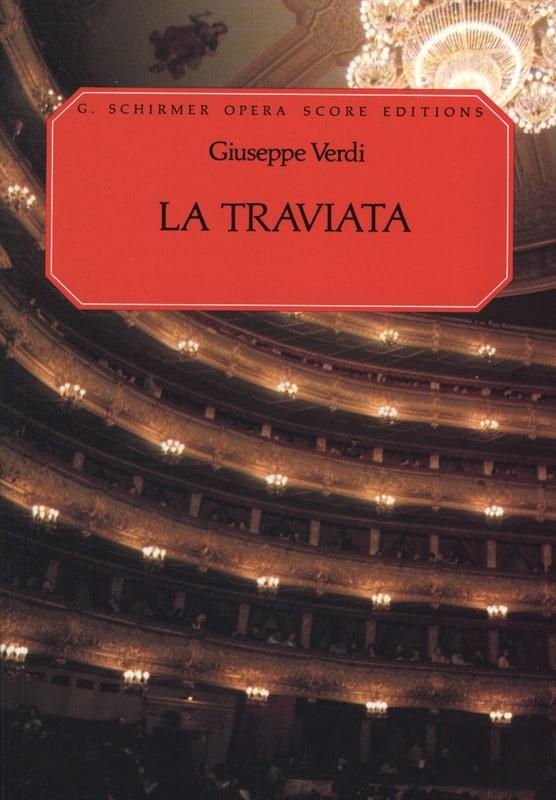La Traviata - VERDI - Partition - Opéras - laflutedepan.com