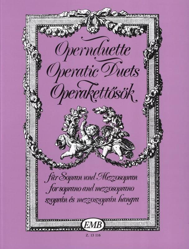 - Duos D'opéras Soprano-Mezzo. - Partition - di-arezzo.fr
