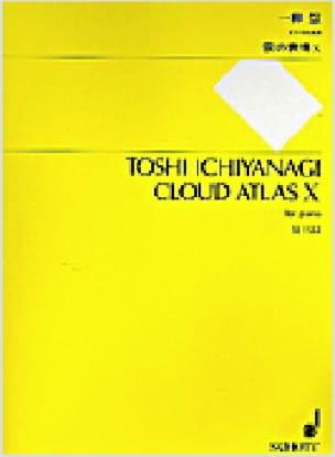 Cloud Atlas X - Toshi Ichiyanagi - Partition - laflutedepan.com