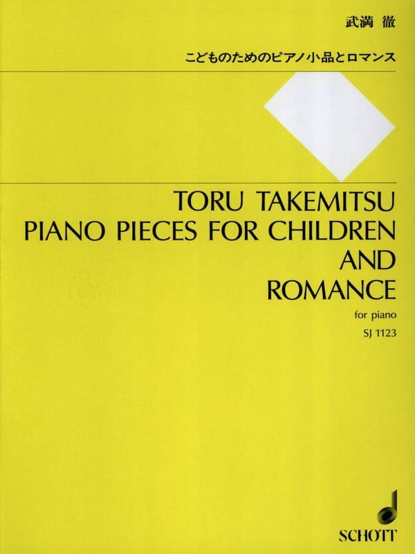 Piano Pieces For Children And Romance - laflutedepan.com