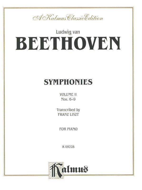 Symphonies 6 A 9. Volume 2 - laflutedepan.com