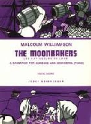The Moonrakers - Malcolm Williamson - Partition - laflutedepan.com