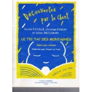 Le Tic Tac des Montagnes - Coralie Fayolle - laflutedepan.com