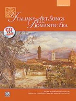 Italian Art Songs Of The Romantic Era. Medium Low. - laflutedepan.com