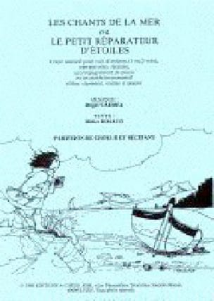 Les Chants De la Mer - Roger Calmel - Partition - laflutedepan.com