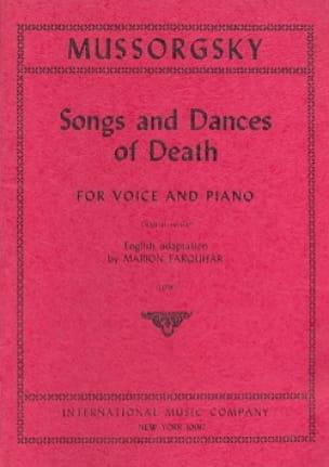 Chants et Danses de la Mort. Voix Grave - laflutedepan.com