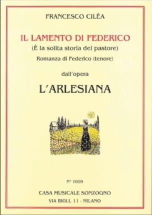 E la Solita Storia Del Pastore. L'arlesiana - laflutedepan.com