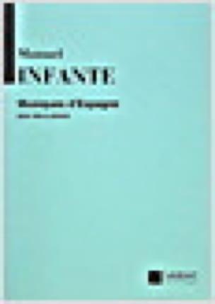 Musiques d' Espagne. 2 Pianos - Manuel Infante - laflutedepan.com