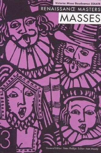 Missa Gaudeamus - Tomas Luis de Victoria - laflutedepan.com