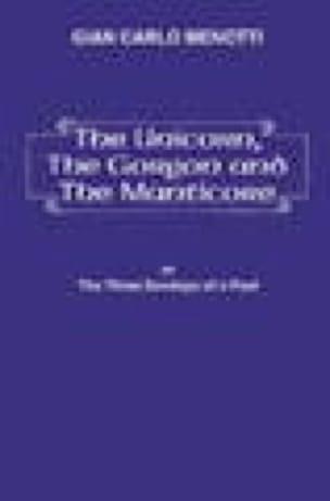 The Unicorn, The Gorgon And The Manticore - laflutedepan.com