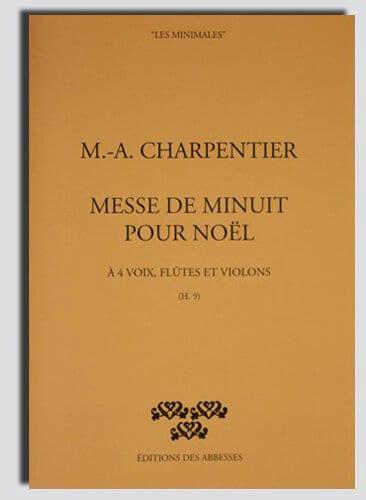 Messe de Minuit Pour Noël H 9. Conducteur - laflutedepan.com