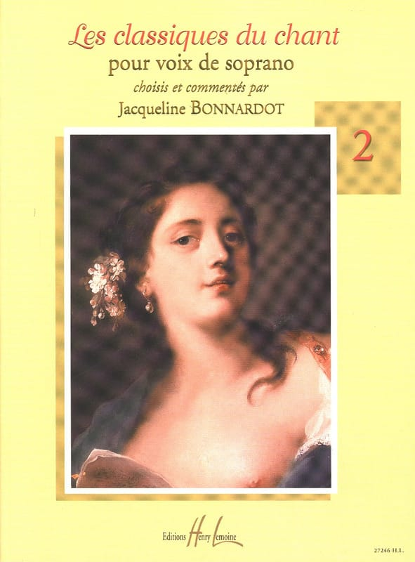 - Volume 2 Chant Soprano Classics - Partition - di-arezzo.co.uk