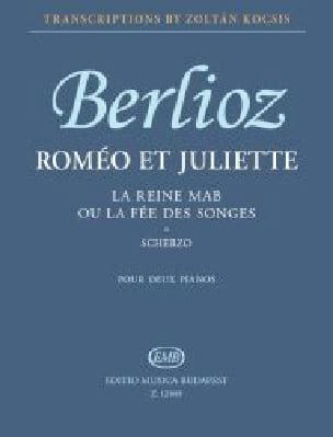 Roméo et Juliette Op. 17. 2 Pianos. - BERLIOZ - laflutedepan.com