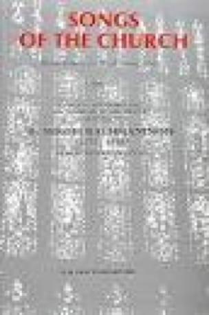 RACHMANINOV - Songs Of The Church Opus 37 - Partition - di-arezzo.com