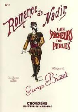 BIZET - I think I still hear. The Pearl Fishers - Partition - di-arezzo.com
