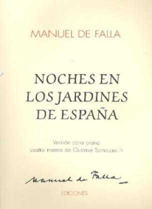 Noches En Los Jardines de España. 2 Pianos - laflutedepan.com