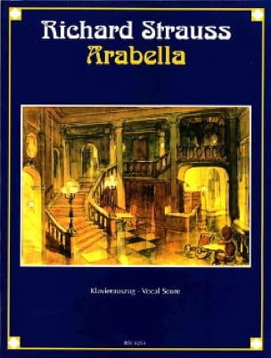 Arabella Opus 79 - Richard Strauss - Partition - laflutedepan.com