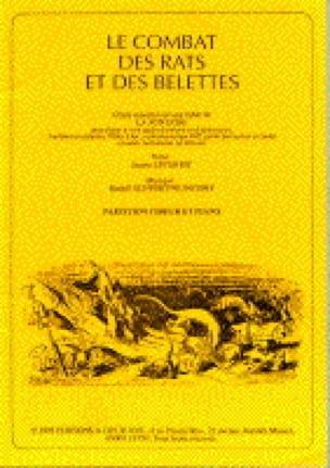 Le Combat des Rats et des Belettes - laflutedepan.com