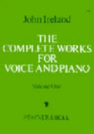 The Complete Works For Voice And Piano Volume 1 - laflutedepan.com