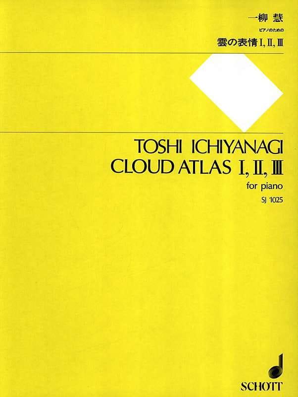Cloud Atlas I, II, III - Toshi Ichiyanagi - laflutedepan.com