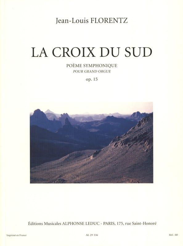 La Croix Du Sud Opus 15 - Jean-Louis Florentz - laflutedepan.com