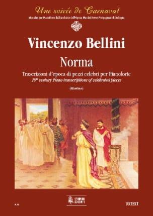 Norma. Piano - BELLINI - Partition - Piano - laflutedepan.com