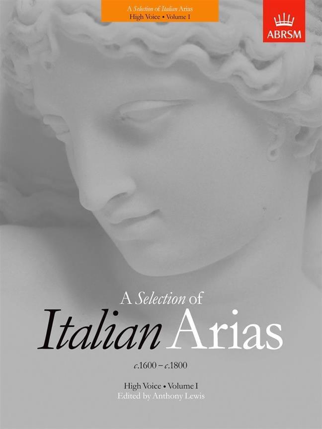 Italian Arias 1600-1800 Volume 1 Voix haute - laflutedepan.com